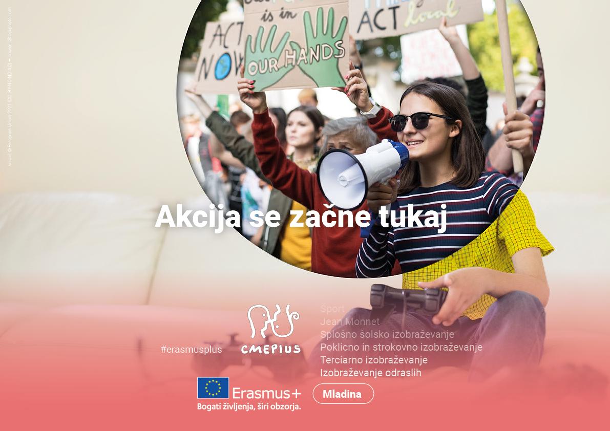 Erasmus + mladina